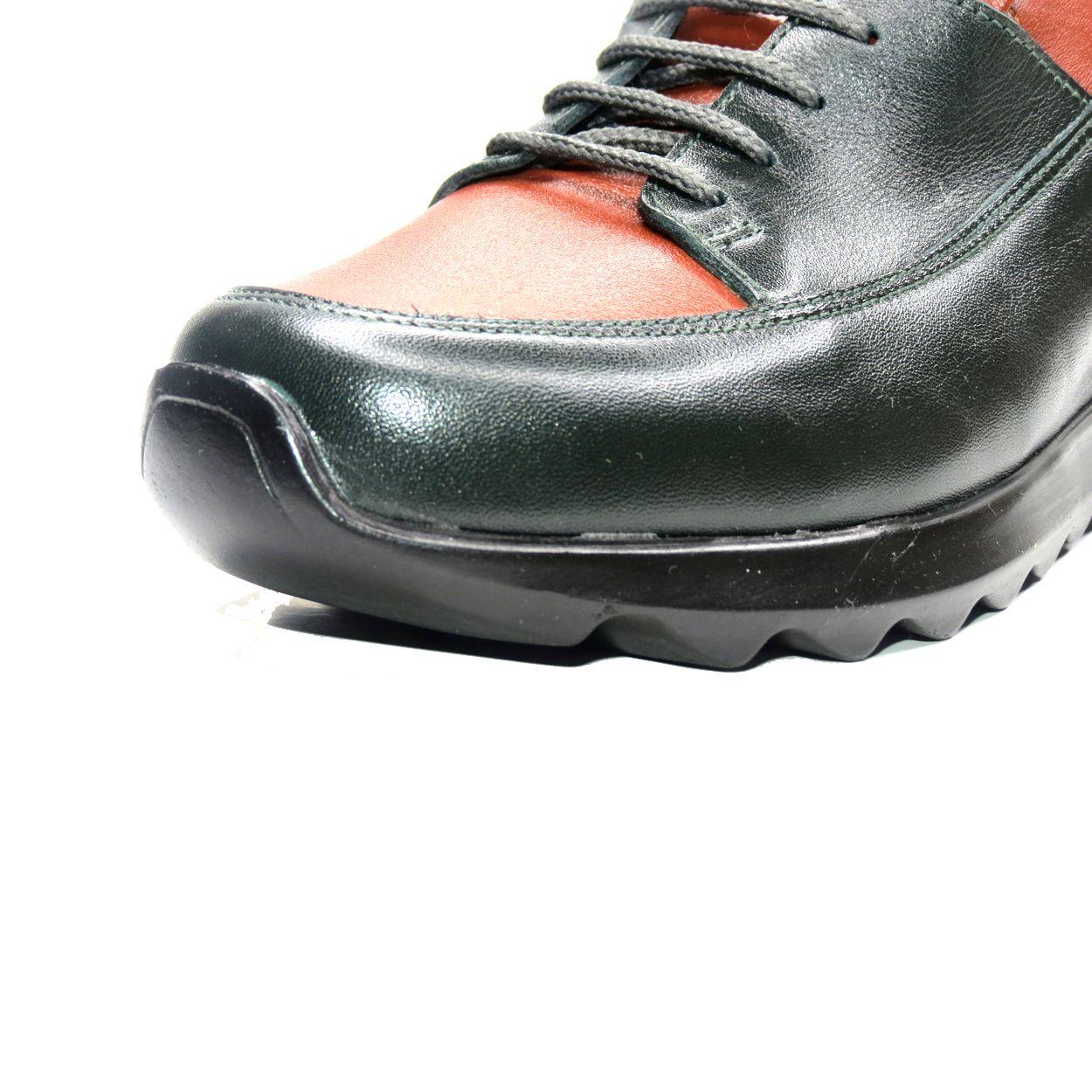 کفش روزمره زنانه آر اند دبلیو مدل 416 رنگ یشمی -  - 10