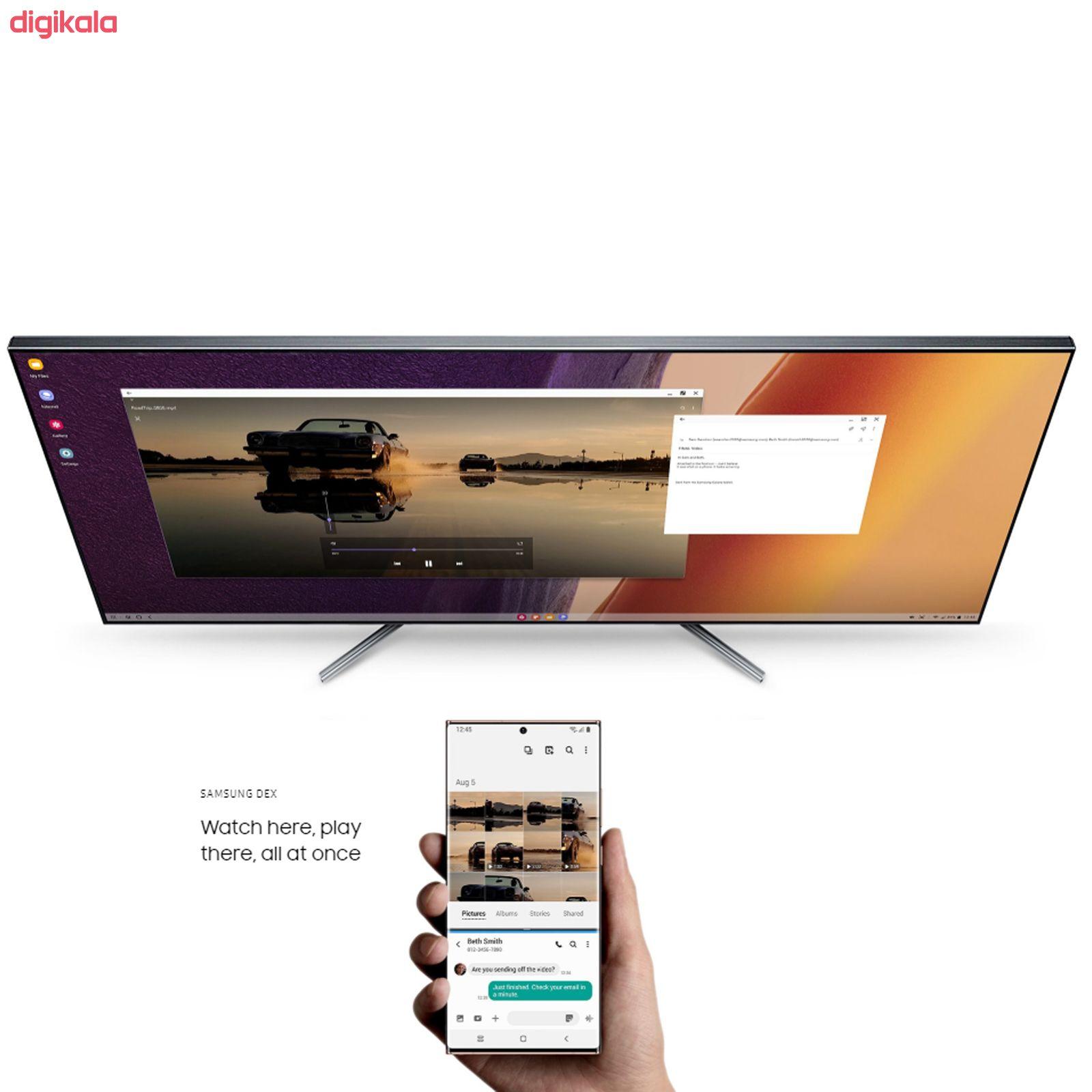 گوشی موبایل سامسونگ مدل Galaxy Note20 Ultra SM-N985F/DS دو سیم کارت ظرفیت 256 گیگابایت  main 1 19