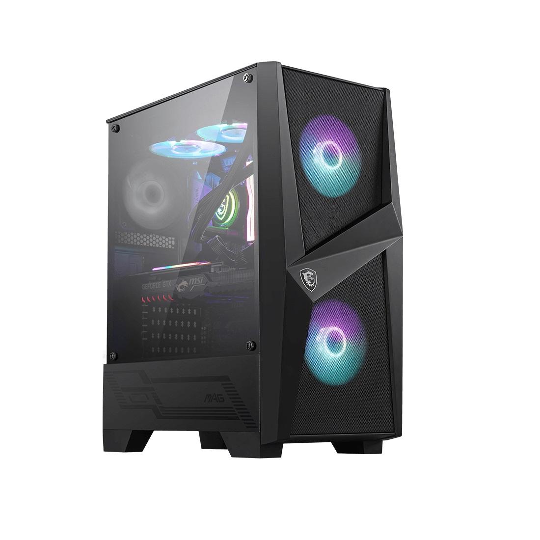 کیس کامپیوتر ام اس آی مدل MAG Forge 100R