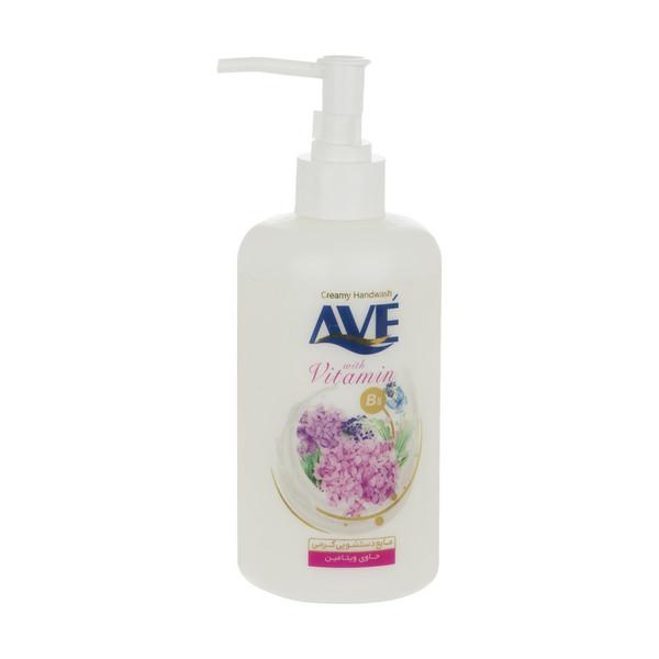 مایع دستشویی کرمی اوه مدل Pink Flower مقدار 450 گرم