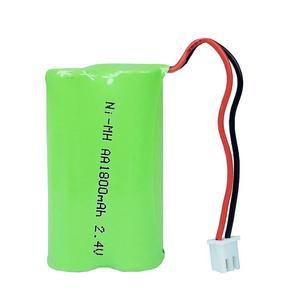باتری شارژی 2.4 ولت مدل TKNM-1800