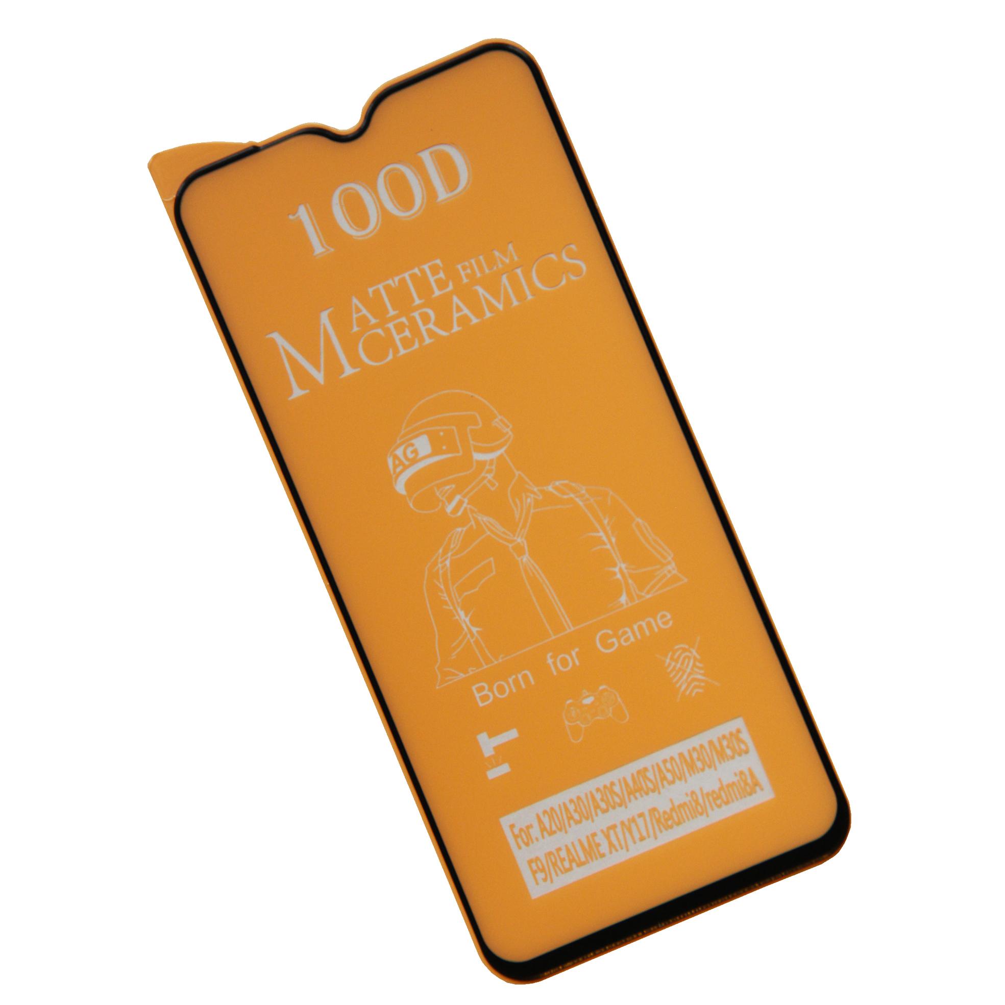 محافظ صفحه نمایش مات مدل CR مناسب برای گوشی موبایل سامسونگ Galaxy A50/A50S main 1 1