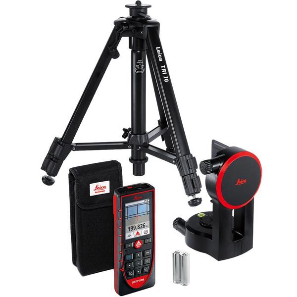 متر لیزری لایکا مدل D510 به همراه لوازم جانبی