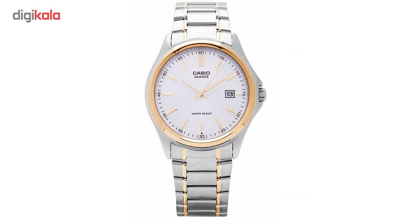خرید ساعت مچی عقربه ای مردانه کاسیو مدل MTP-1183G-7ADF