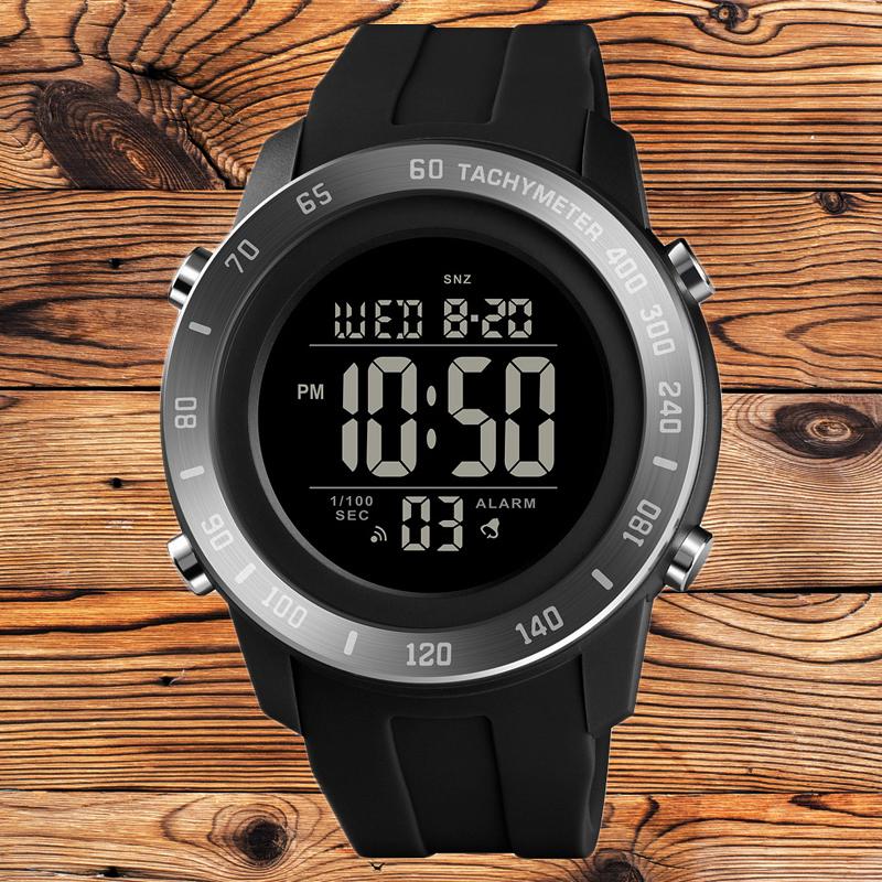 قیمت و خرید                      ساعت مچی دیجیتال مردانه اسکمی مدل 1524