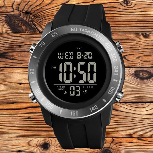ساعت مچی دیجیتال مردانه اسکمی مدل 1524