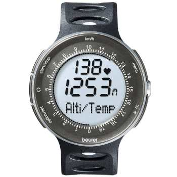 مچ بند نمایشگر ضربان قلب بیورر مدل PM90 | Beurer PM90 Heart Rate Monitor Wristband