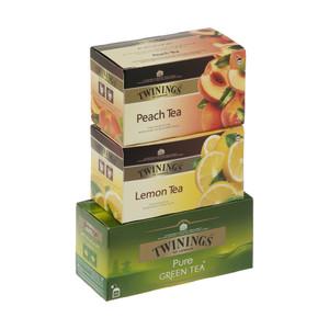 چای کیسه ای توینینگز مجموعه 3 عددی