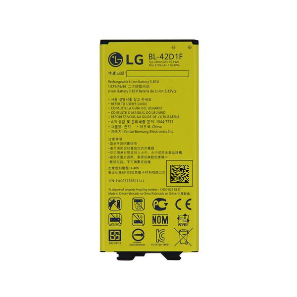 باتری موبایل مدل BL-42D1FTR ظرفیت 2800 میلی آمپر ساعت مناسب برای گوشی موبایل ال جی  G5