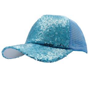 کلاه کپ بچگانه مدل POLAK کد 51161 رنگ آبی روشن