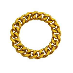 انگشتر زنانه طرح زنجیر کد N02