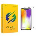 محافظ صفحه نمایش مات فلش مدل +HD مناسب برای گوشی موبایل اپل iPhone 12