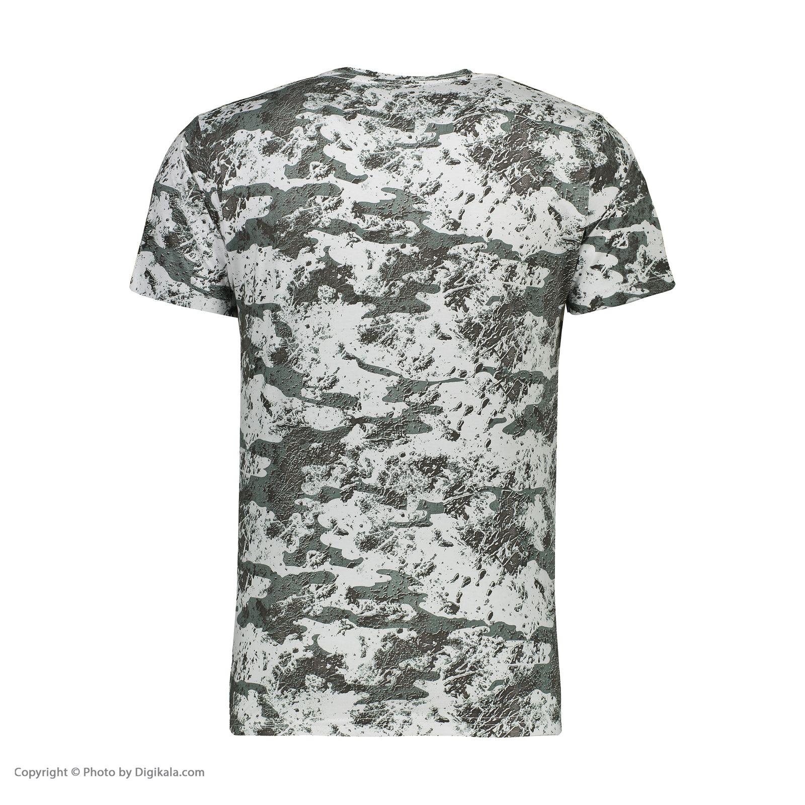 ست تی شرت و شلوار مردانه کد 111213-2 -  - 7