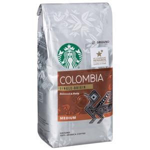 بسته قهوه استارباکس مدل کلمبیا 200 گرمی