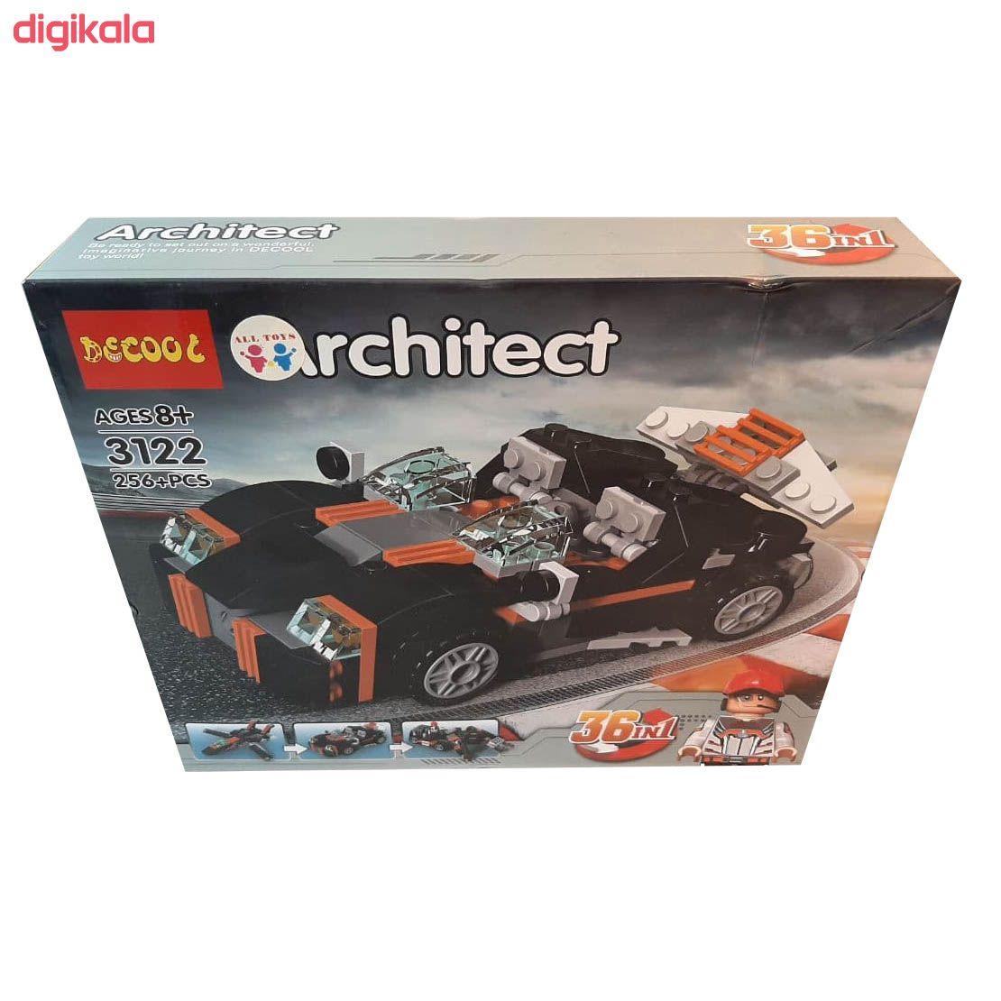 ساختنی دکول مدل آرشیتکت 36 مدل 01 main 1 10