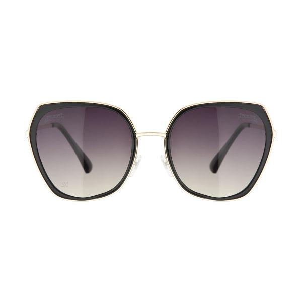 عینک آفتابی زنانه سانکروزر مدل 6027 bl