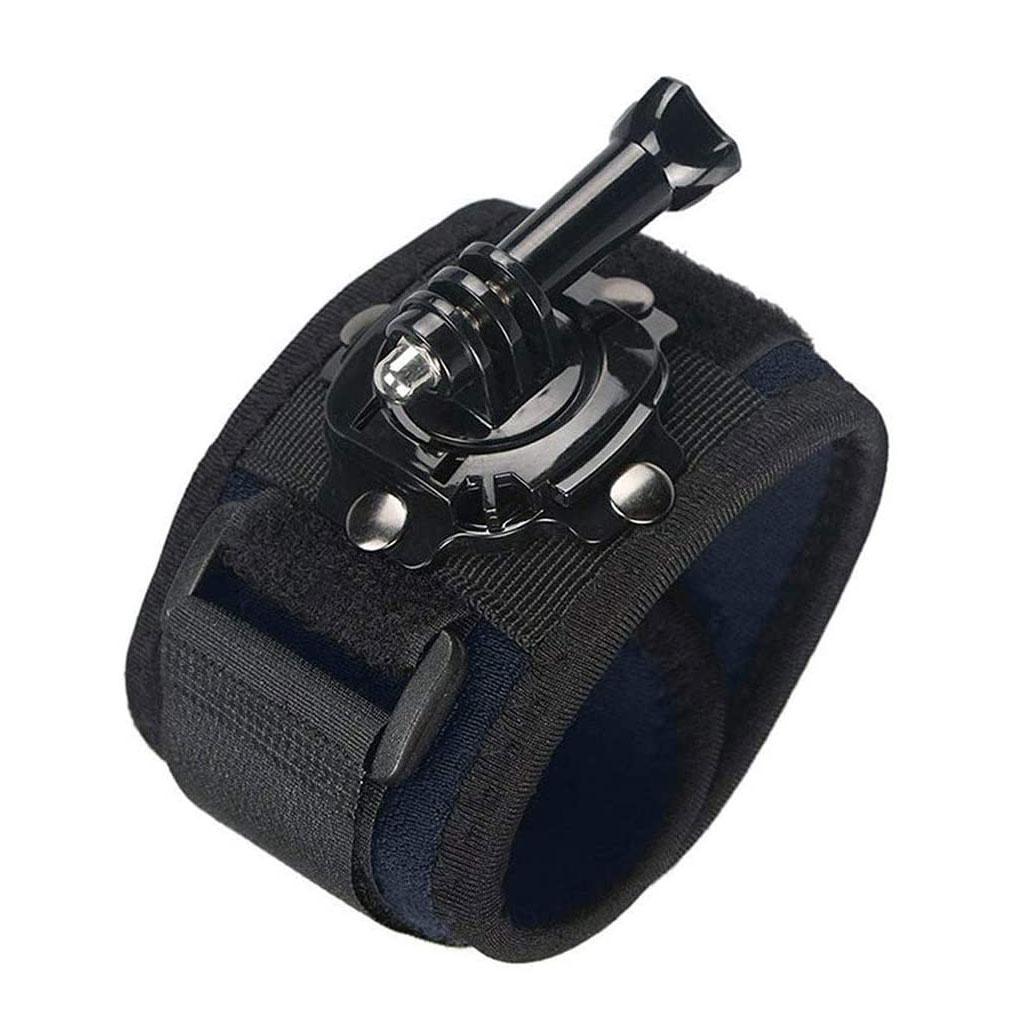 بررسی و {خرید با تخفیف} مچ بند مدل H133 مناسب برای دوربین ورزشی اصل