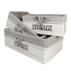 باکس نظم دهنده مدل storage مجموعه 3 عددی