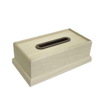 جعبه دستمال کاغذی کد DT-71N