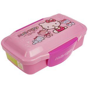 ظرف غذای کودک مدل Hello Kitty XY 6328
