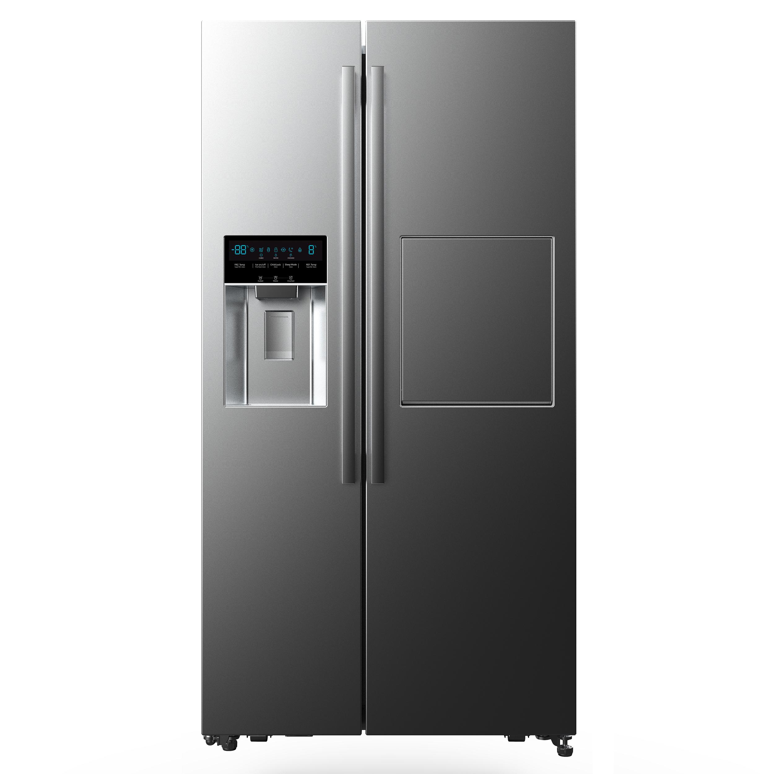 یخچال و فریز ساید بای ساید دوو مدل D4S-2915SS