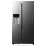یخچال و فریز ساید بای ساید دوو مدل D4S-2915SS thumb