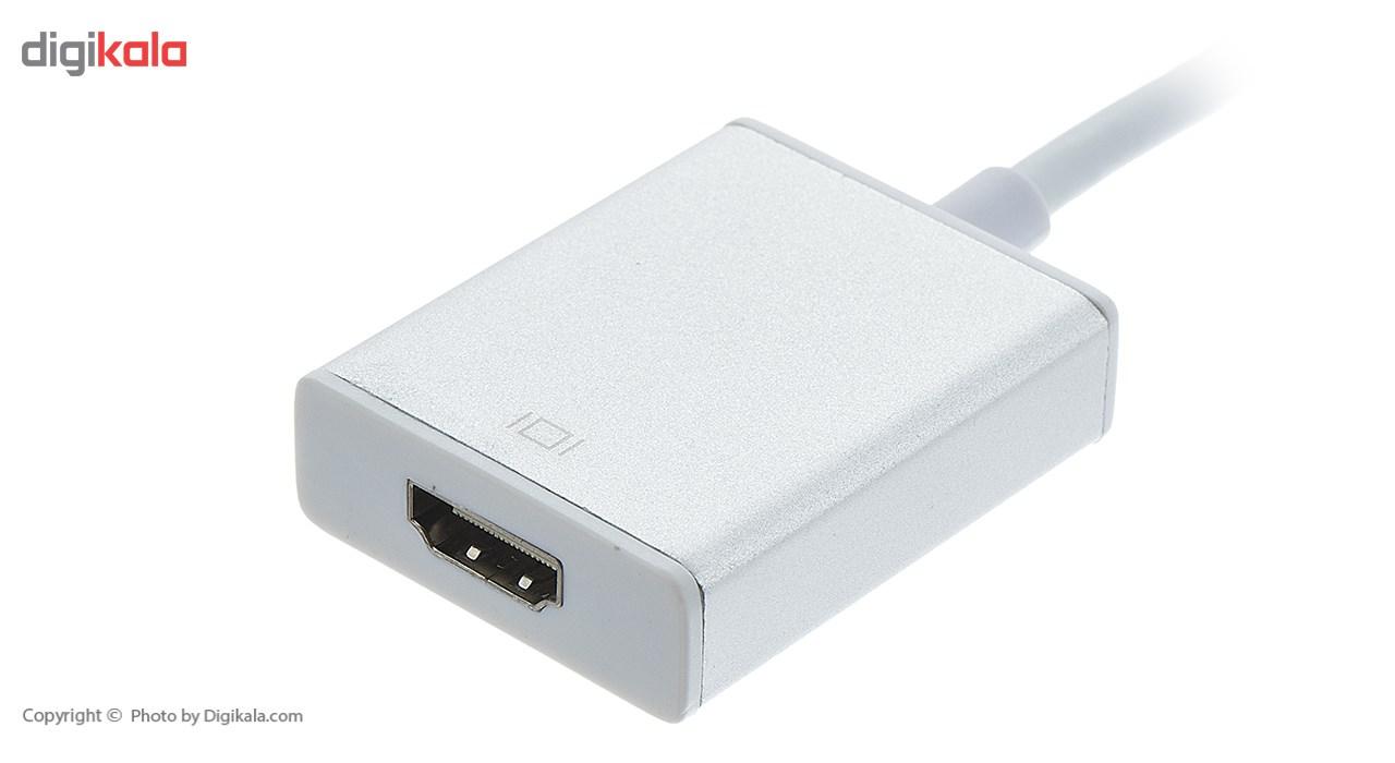 مبدل USB-C به HDMI پی نت مدل Superspeed Plus