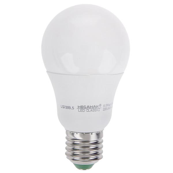 لامپ ال ای دی 9.5 وات مگامن پایه E27