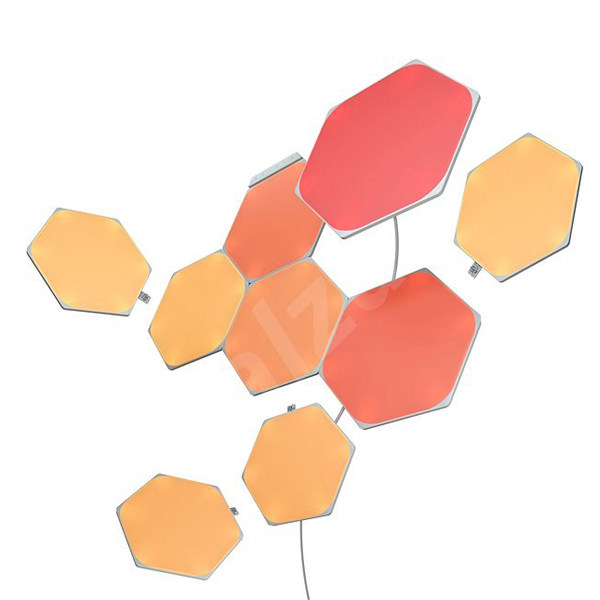 لامپ هوشمندنانولیف مدل Hexagon