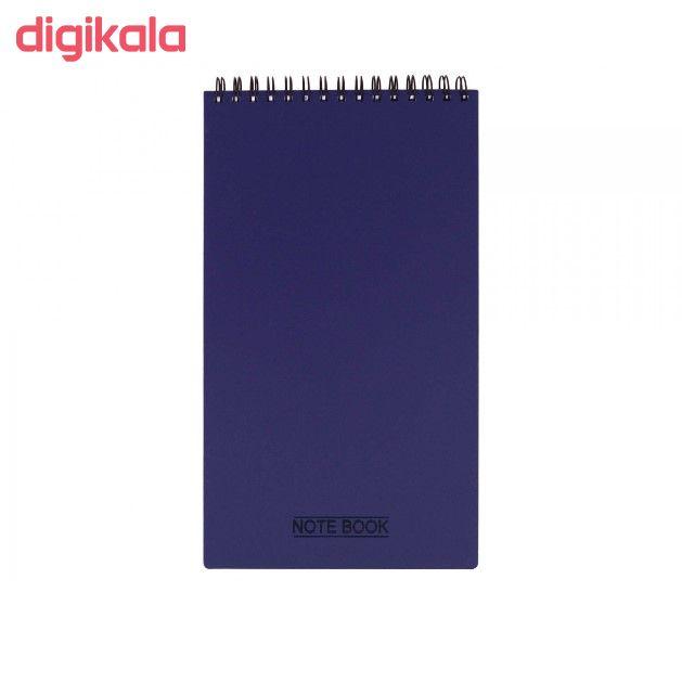 دفتر یادداشت 80 برگ پاپکو مدل مهندسی کد NB-614 main 1 9