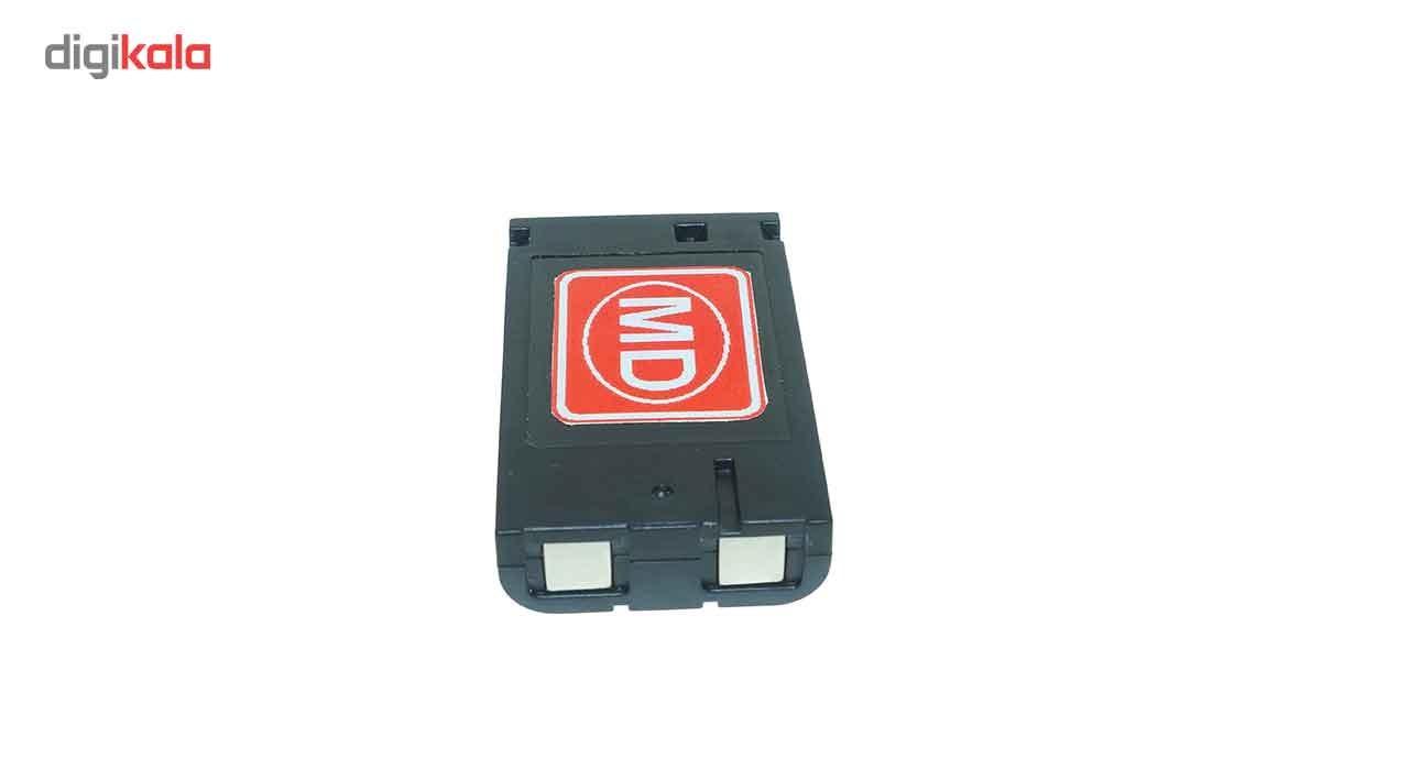 قیمت                      باتری تلفن بی سیم MD مدلHHR-P104