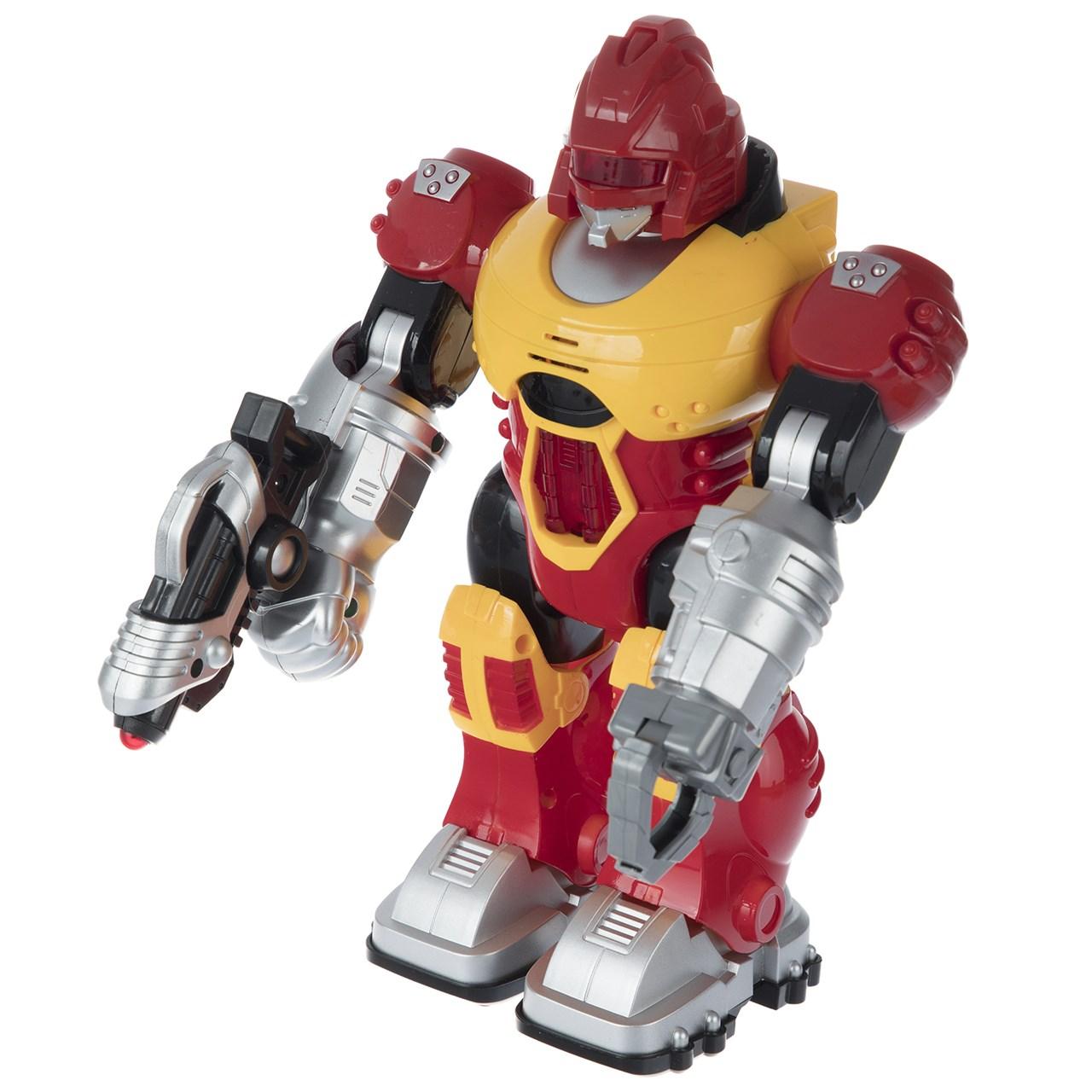 ربات اسباب بازی تری استارز مدل Transformers Android Warrior
