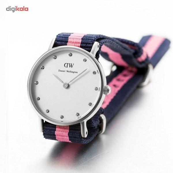 ساعت مچی عقربه ای زنانه دنیل ولینگتون مدل DW00100073