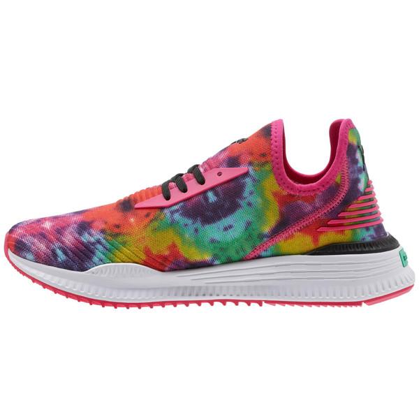 کفش پیاده روی پوما مدل Avid Evoknit Haze Sneaker