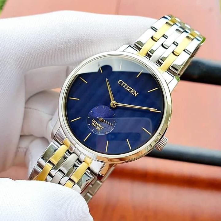 ساعت مچی عقربه ای مردانه سیتی زن مدل BE9174-55L
