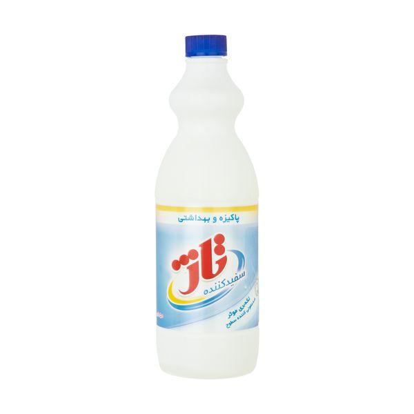 مایع سفید کننده تاژ مقدار 1050 گرم
