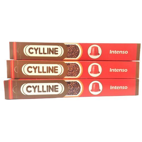 بسته 30 عددی نسپرسو CYLLINE مدل Intenso