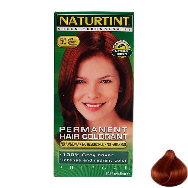 کیت رنگ مو ناتورتینت شماره 5C