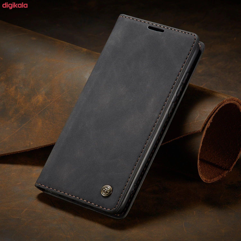 کیف کلاسوری کیس می مدل Vintage-013 مناسب برای گوشی موبایل شیائومی Redmi Note 8 Pro main 1 12