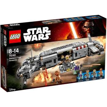 لگو سری Star Wars مدل Resistance Troop Transporter 75140