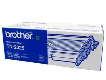 تونر مشکی برادر مدل TN-2025