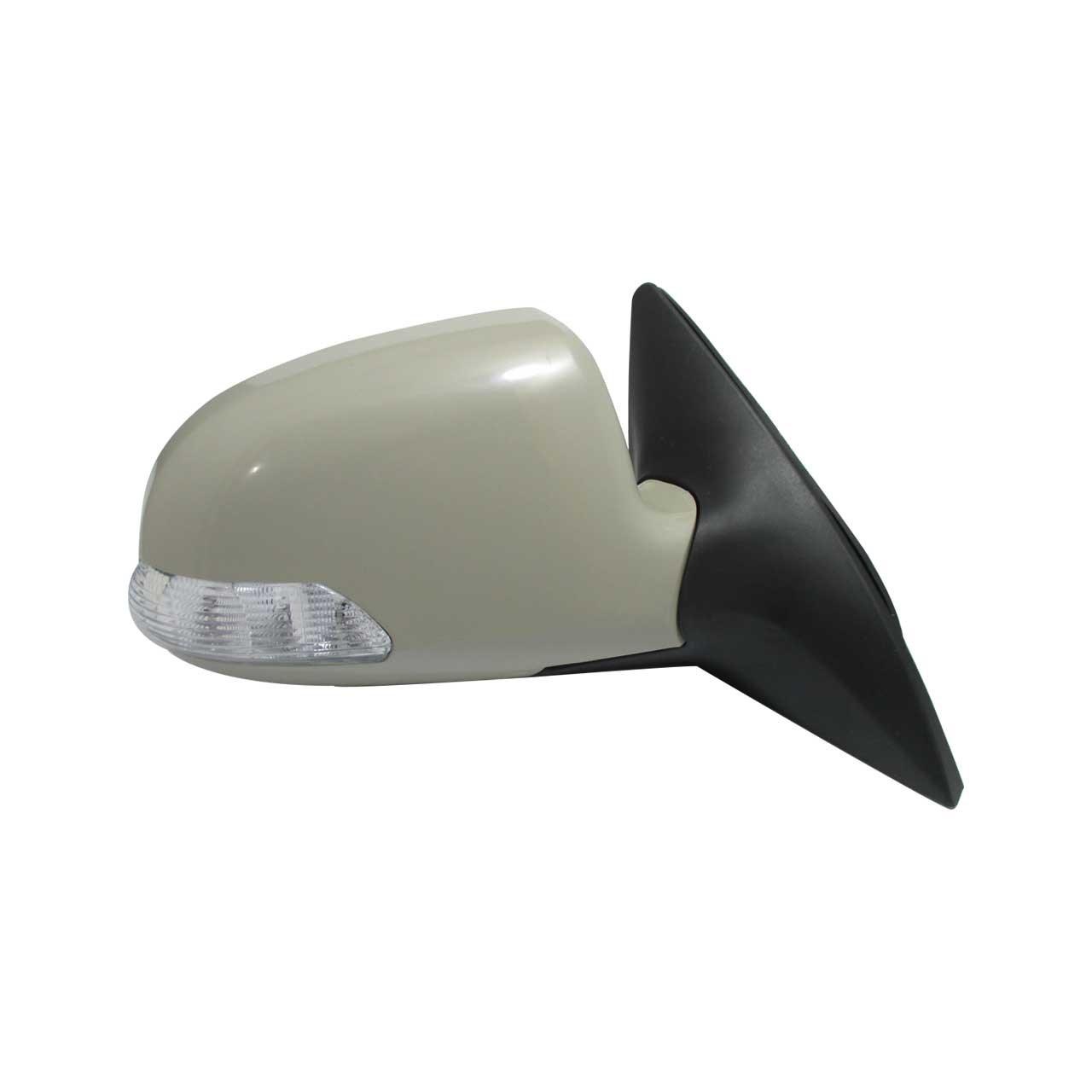 آینه بغل چپ JAC J5 مدل 8210100U7101