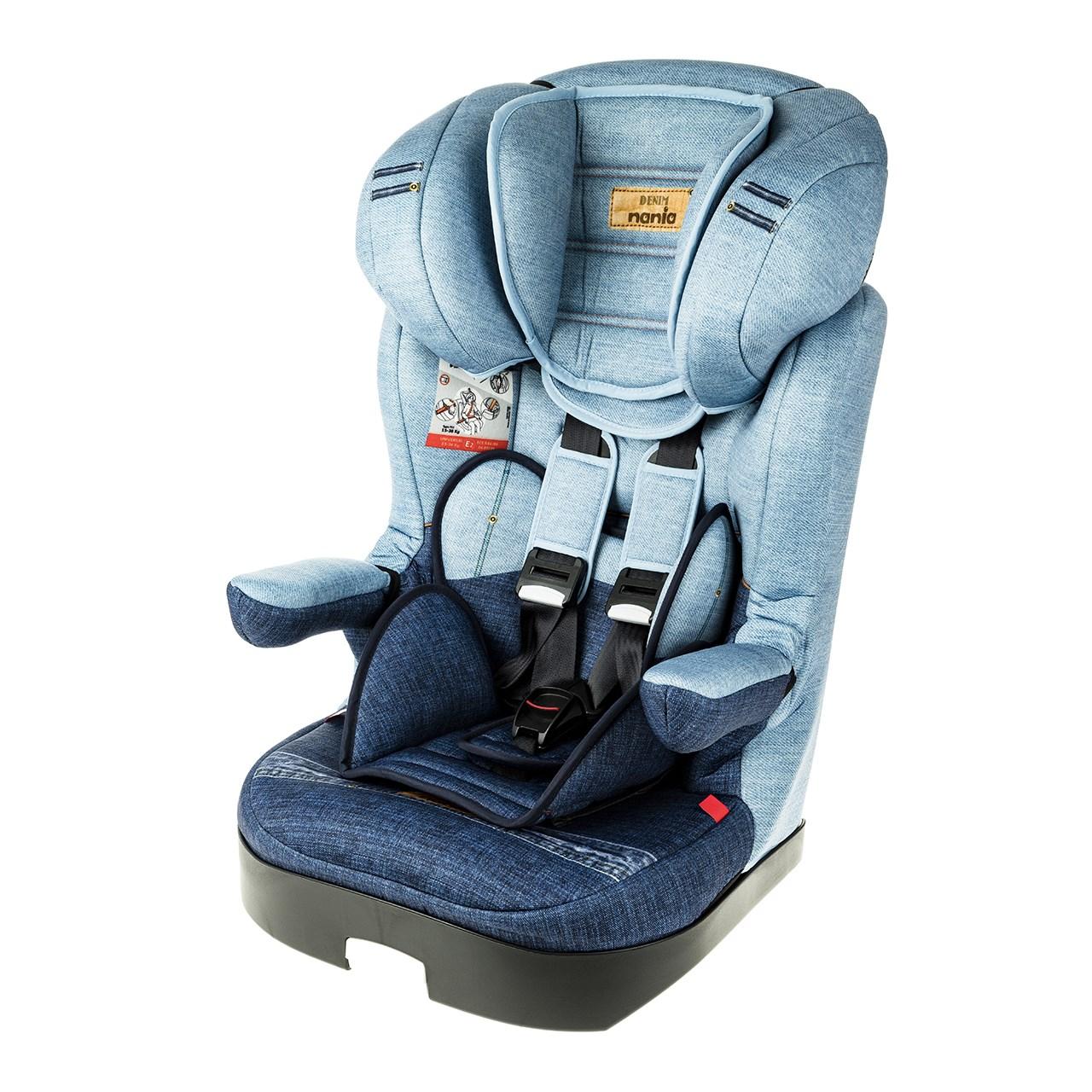 صندلی خودرو کودک نانیا مدل Denim