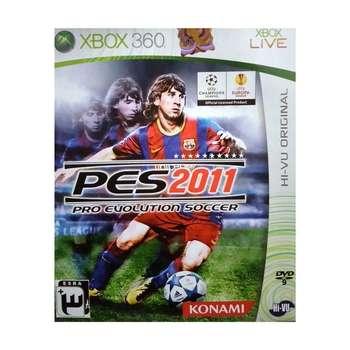 بازی PES 2011 مخصوص Xbox 360