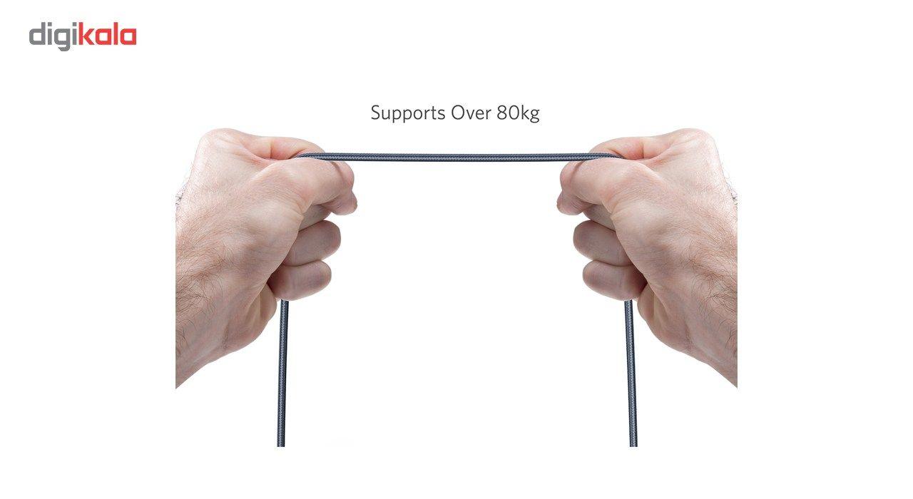 کابل تبدیل USB به microUSB انکر مدل A8144 PowerLine طول 3 متر main 1 5