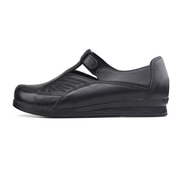 کفش طبی زنانه روشن مدل 231 کد 01