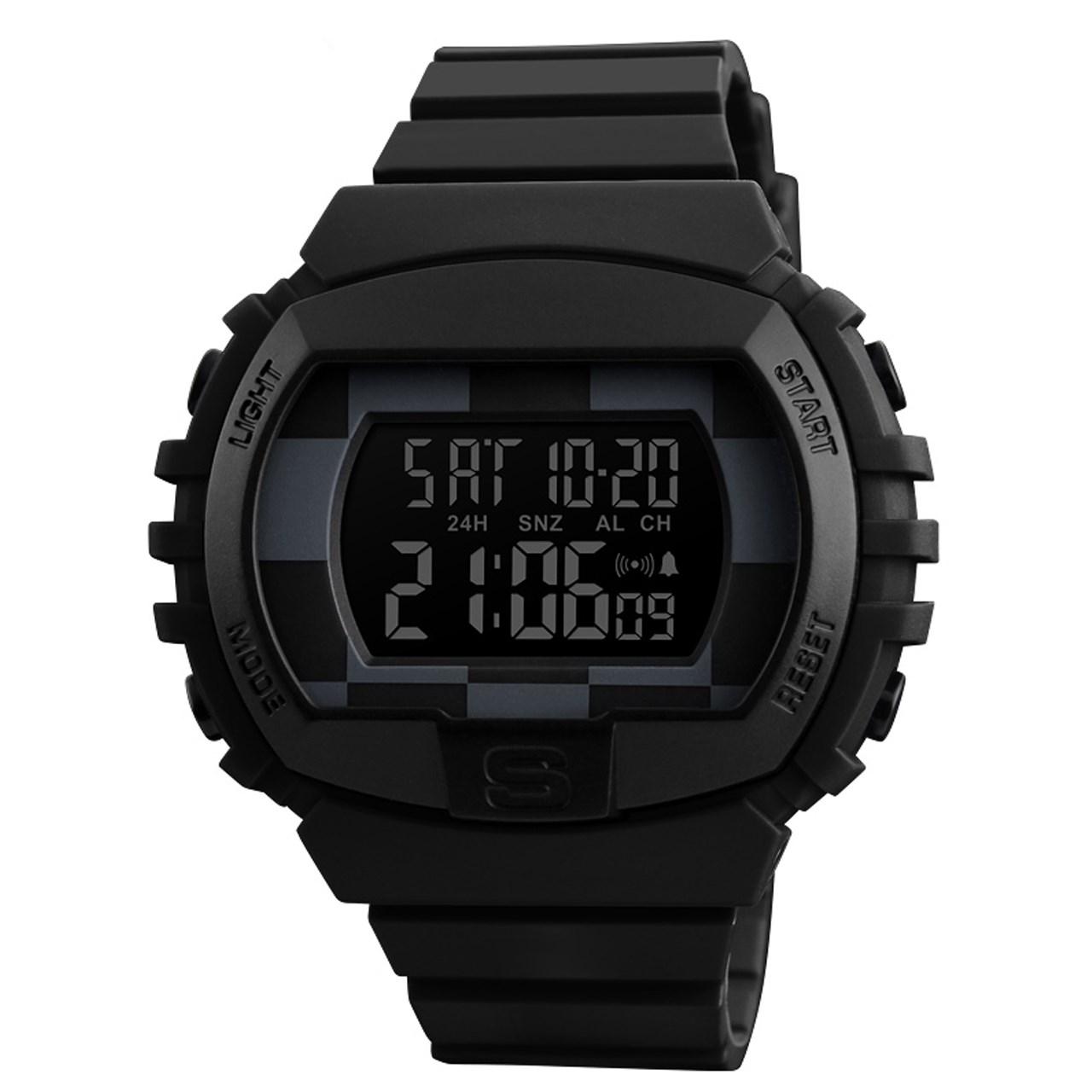 ساعت مچی دیجیتالی اسکمی مدل 1304