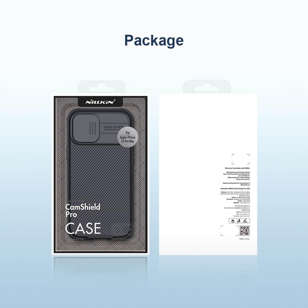 کاور نیلکین مدل Cahield Pro مناسب برای گوشی موبایل اپل iPhone 12 Pro Max main 1 7