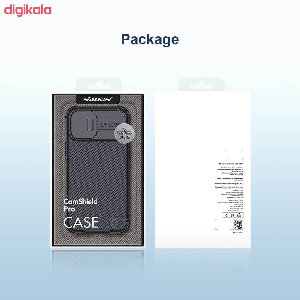 کاور نیلکین مدل Cahield Pro مناسب برای گوشی موبایل اپل iPhone 12 Pro Max main 1 12