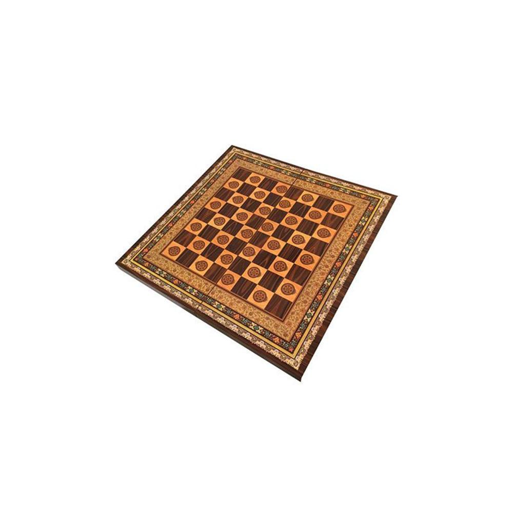 تخته شطرنج طرح تذهیب مدل D-005
